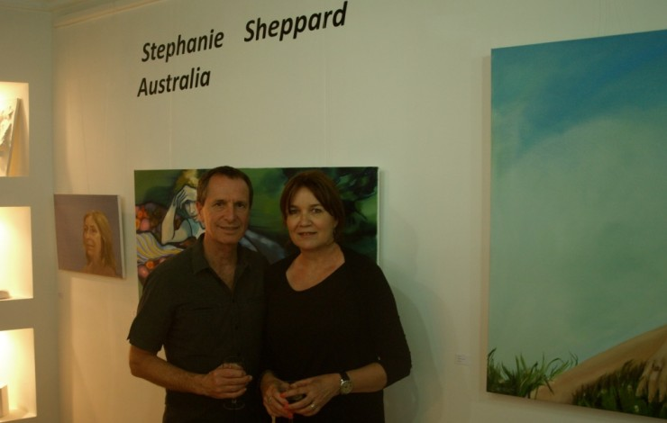 Выставка Стефани Шеппард